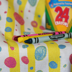 Crayon fabric design contest this week.... (Spoonflower Fabrics) Tags: crayon spoonfloer