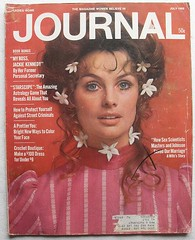 1969 July LADIES HOME JOURNAL 1960s magazine cover vintage woman model flowers (Christian Montone) Tags: flowers ladies pretty models 1960s magazines magazinecovers ladieshomejournal vintagemagazines