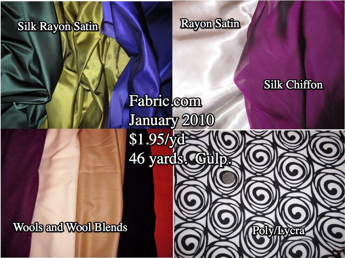 Fabric.com, January 2010