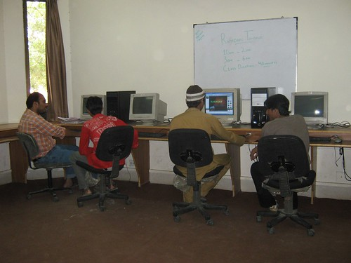 Rotary Community Centre - computer classes 03