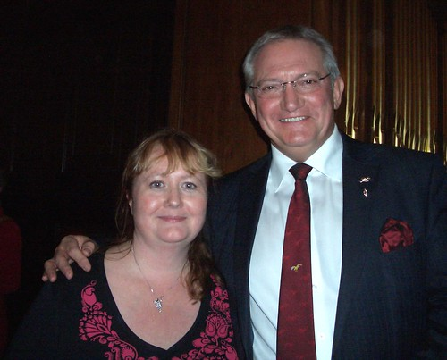 2009 Graham Cole & Tina Hemblade