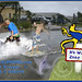 "Skim boarding with Slater on Sloop drive<br /><span style=""font-size:0.8em;"">Skim boarding with Slater on Sloop drive,  image photoshop                               </span>"
