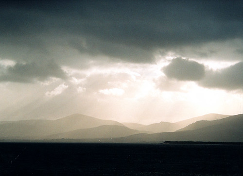 Sun & Cloud, Dingle peninsula, Kerry