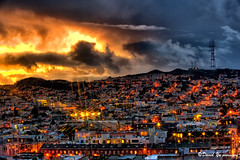 An other dramatic sky of twin peaks tower (davidyuweb) Tags: sky tower beautiful photo other dramatic twin an peaks beautifulphoto dramaticskyoftwinpeakstower