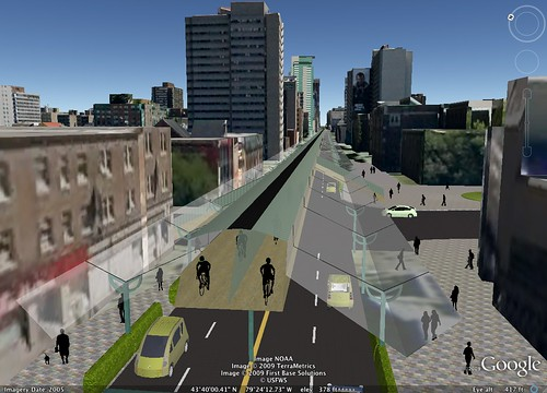 Elevated Bike Lanes 1