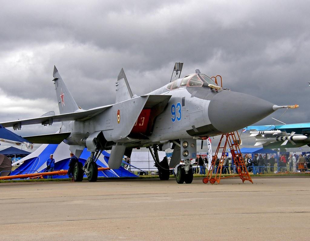 Micoyan&Gurevich MiG-31