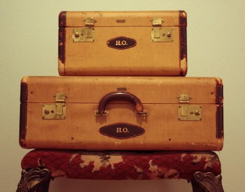 1940s Hartmann Luggage