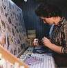 (Old Chum) Tags: mosaic tiles toddoldham charleyharper anillustratedlife