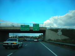 New York State Route 300 (Dougtone) Tags: road newyork sign highway upstate route shield newburgh wallkill hudsonvalley