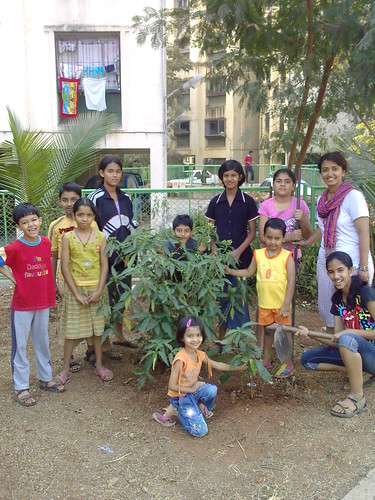 Bimbisar Nagar Eco-Friendly Club