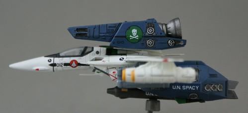 Macross DYRL? 1/144 Valkyrie VF-1A - Hayao Kakizaki - 3