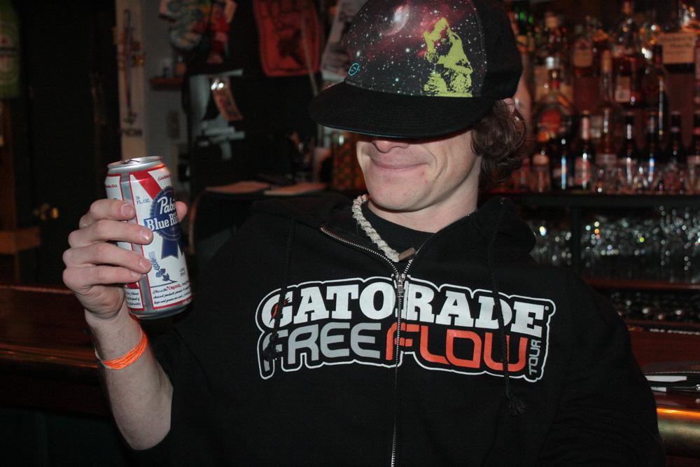 Gatorade Free Flow Tour love too!