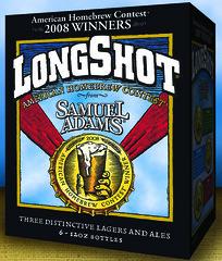 Samuel Adams 2008 Long Shot Variety Pack