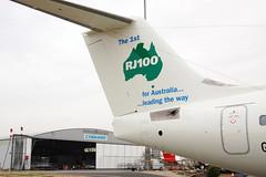 RJ100 de BAe
