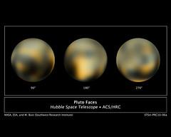 Mancha brillante en Plutón