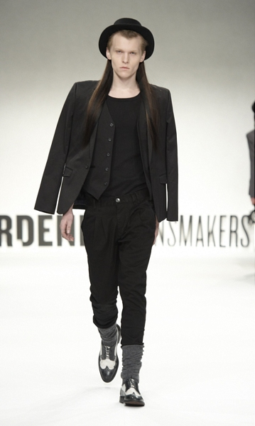 Wiktor Hansson3030_Fashion Week by Berns AW10_Dr Denim