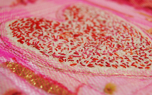Pink Sweet Heart - detail (Photo by iHanna - Hanna Andersson)