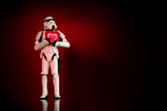 Heart Of The Storm (JD Hancock) Tags: red favorite trooper reflection love catchycolors fun toy actionfigure star starwars interesting funny heart action explore cc figure scifi stormtrooper valentines wars portfolio valentinesday 5k 1k february14 catchycolorsred theotherside nogeo inkitchen cmwd cmwdred galleried jdhancock lifeonthedeathstar