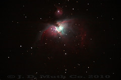 The Orion Nebula, M-42, III (jdmuth) Tags: orion m42 orionnebula