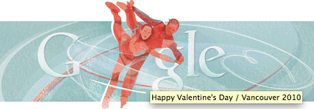 Google's Alt Tag for Valentines Day