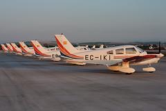 20090216-0013-Edit (improbablytall) Tags: aircraft piper jerez piperwarrior pa28 fte flighttrainingeurope