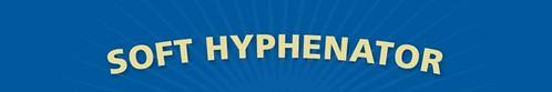 Soft Hyphenator