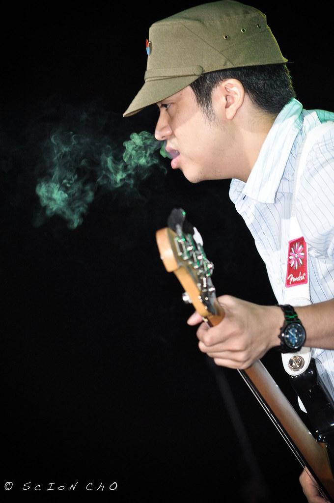 Jammin' w/ a Cigar