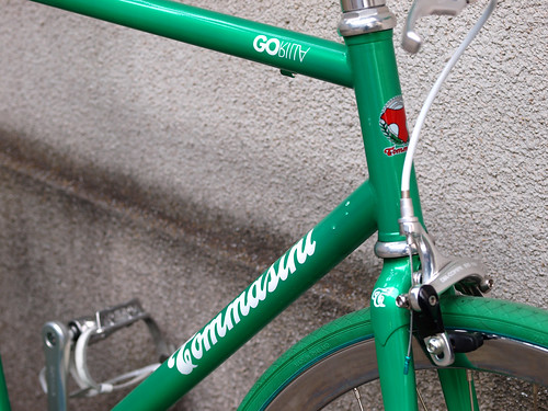 [Bike Check] Tommasini Fixie