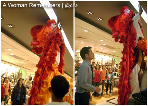 Chinese New Year_dragon dance
