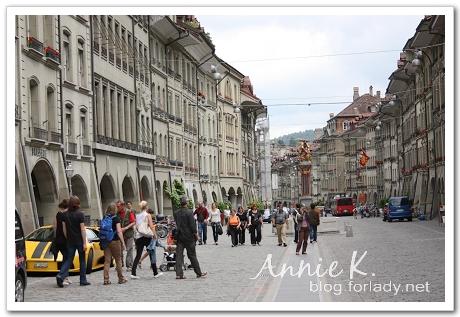 瑞士伯恩老街