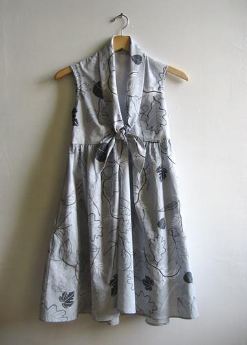 mociun inspired ikea dress