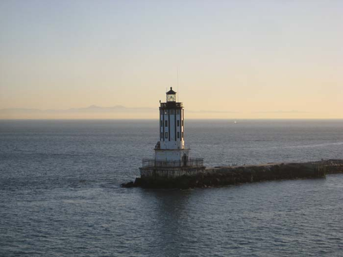 San Pedro Lighthouse