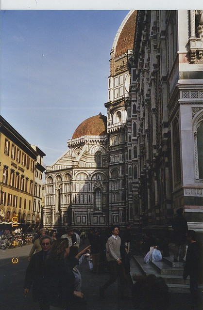 2001-04-03 Florence Italy shots around town (1)