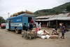 The central market in Dumporijo, Arunachal pradesh (sensaos) Tags: people india bus rural asia village native traditional north transport culture tribal east tribe cultural indigenous pradesh arunachal famke noord oost azië stammen daporijo tagin dumporijo sensaos