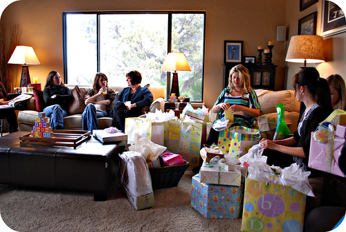 so many presents!
