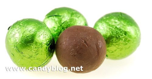 Florida Tropic Milk Chocolate Key Lime Balls