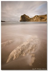 Man O' War (Pipall) Tags: uk sea england bw cliff beach water clouds speed canon lens bay coast rocks long exposure slow angle cove wide tokina dorset nd shutter 1224mm jurassic manfrotto manowar naturesfinest 322rc2 bej fineartphotos 10stop nd110 mywinners rebelxti eos400d anawesomeshot colorphotoaward impressedbeauty 190xprob goldstaraward