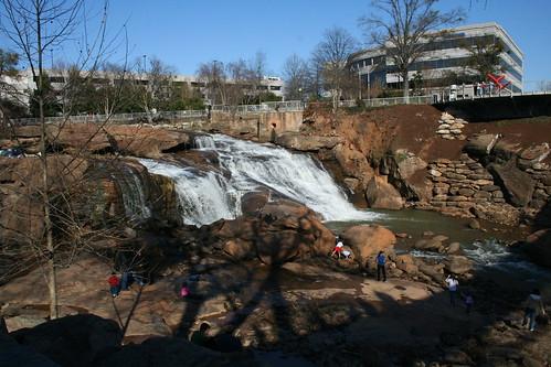 Falls Park Falls