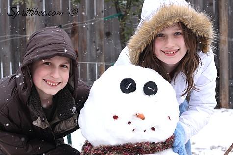 lenscap-snowman