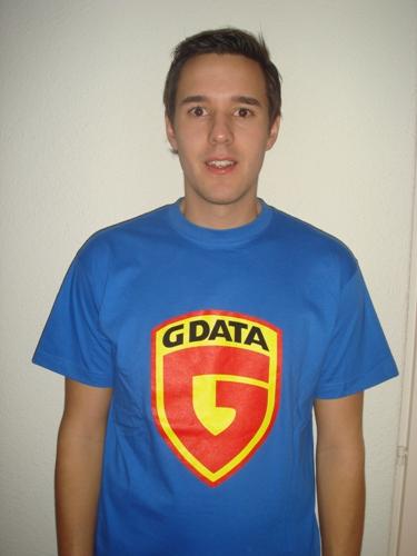 G DATA T-Shirt