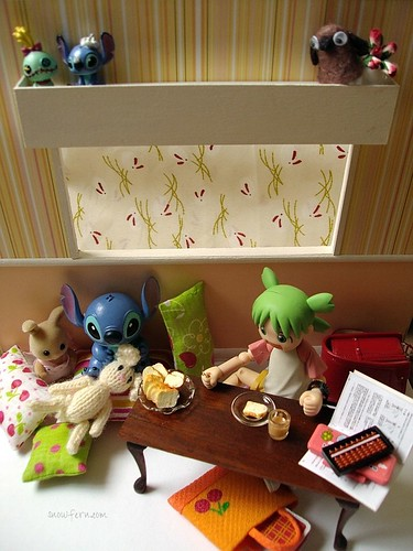 tea break for yotsuba
