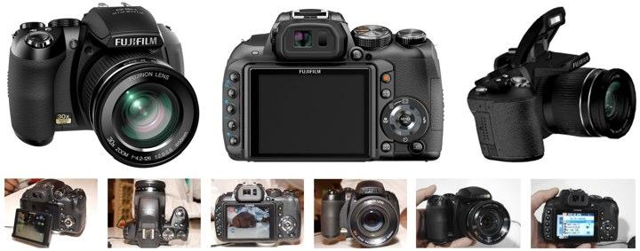 fujifilm finepix hs10 digital camera manual