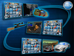 free Spy Game slot free spins