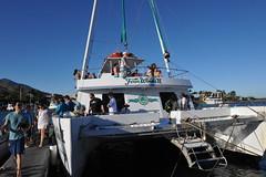 Maui Snorkeling / Whale Watching Boat Trip (tekbassist) Tags: hawaii fullframe 2470mm nikond700