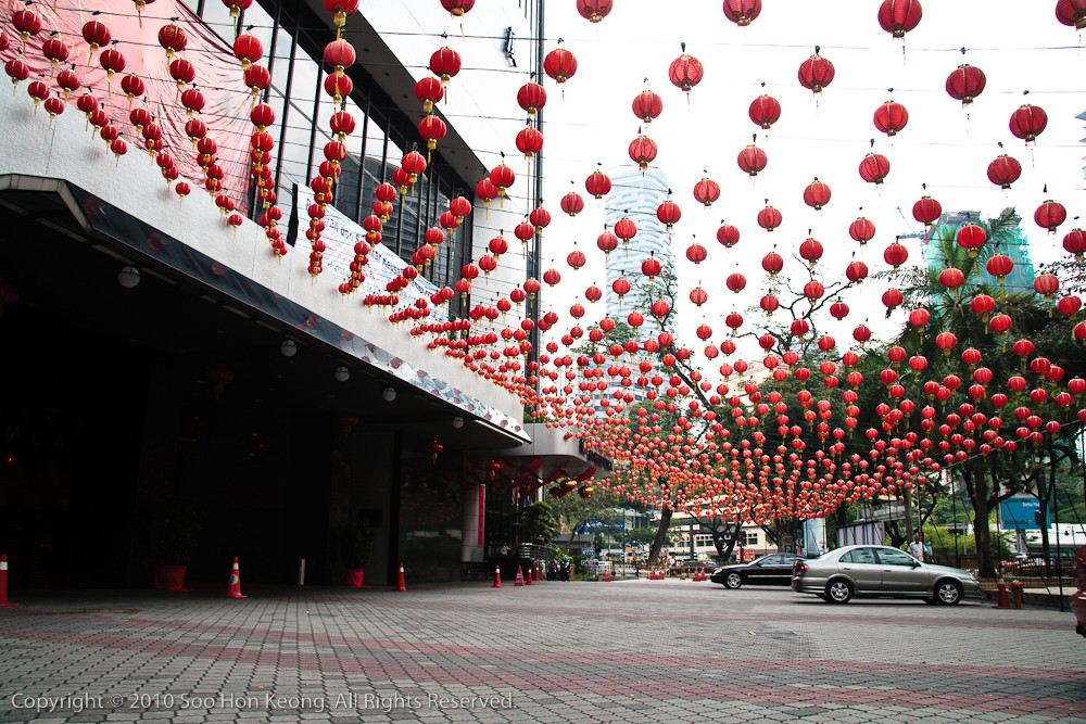 Wisma MCA CNY Decoration @ KL, Malaysia