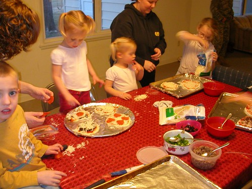 Feb 26 2010 Pizza Party