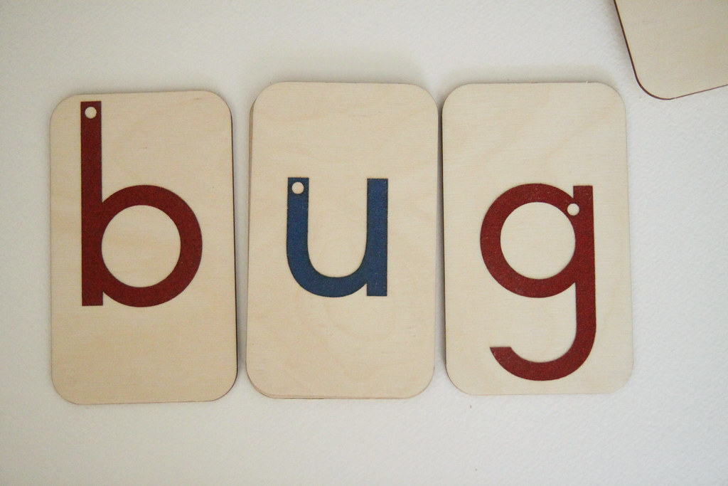 wooden letters 1