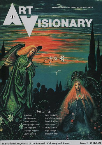 Art Visionary Magazine, issue 2