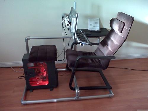 homemade gaming chairs 3