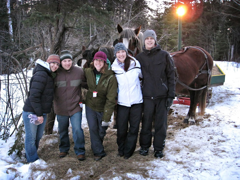 Sleigh Ride Group